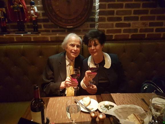 Bojana i Vilijam u braku su proveli 28 godina