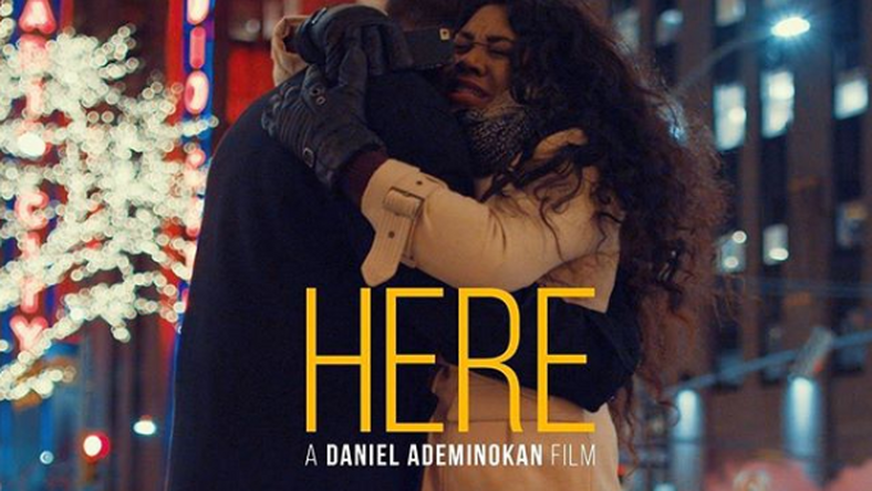 'Here' is the new short movie from Daniel Ademinokan.