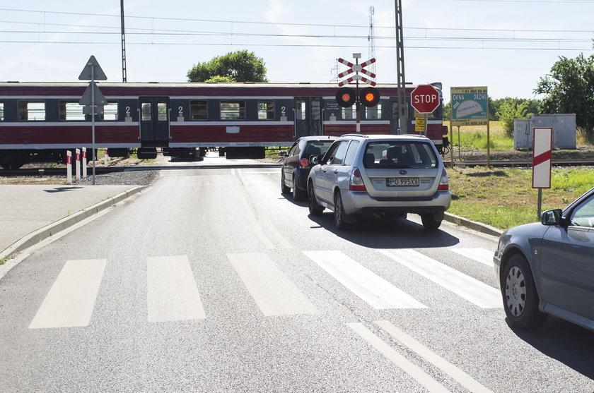 Wyremontują przejazdy kolejowe