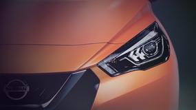 Nowy Nissan Micra - pierwsze zdjęcia