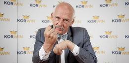 Brutalny atak Korwin Mikkego na Lecha Wałęsę