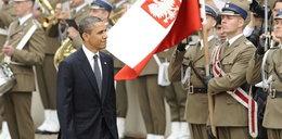 Obama w Polsce był bezbronny!