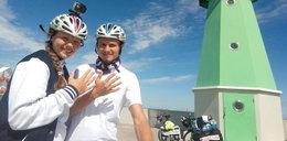Marysia i Tomek objechali Polskę na rowerach! To był ich miesiąc miodowy