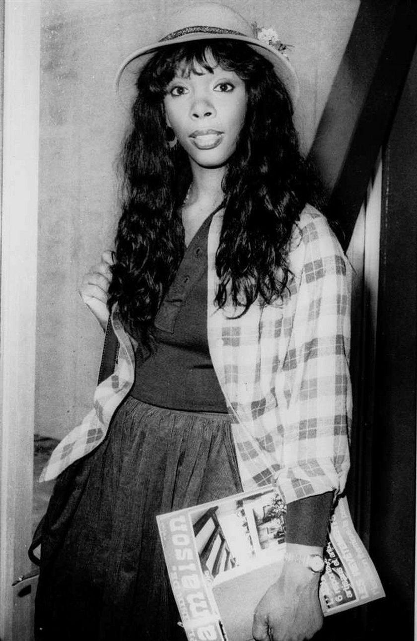Donna Summer styl