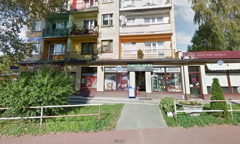 Proboszcz prowadził w Myszkowie sklep monopolowy.