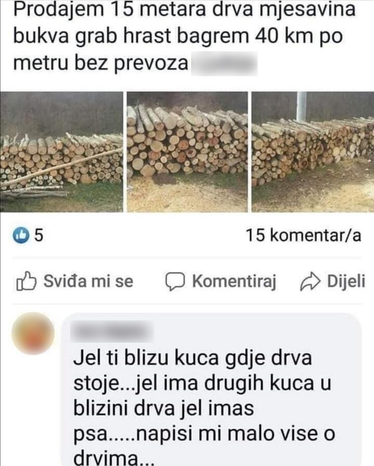 BLUR drva foto Screenshot