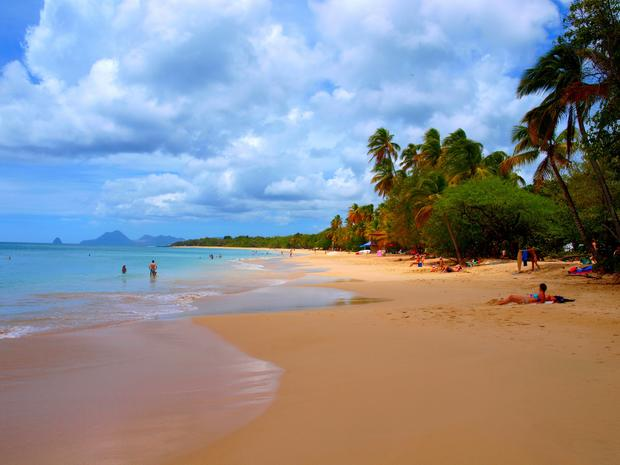 Plaża Anse Salines