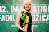 """Anica Dobra, nagrada """"Ivo Serdar"""", Dani Satire Zagreb"""