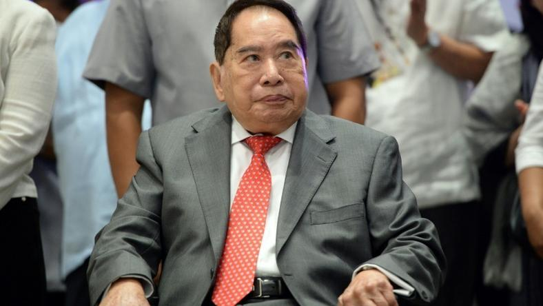 Henry Sy made his fortune with a Philippine shopping centre conglomerate that has put up some of the largest malls in the world