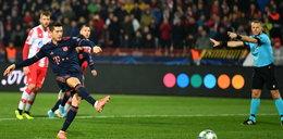 Bayern - Bayer Leverkusen: Lewandowski ładował akumulatory