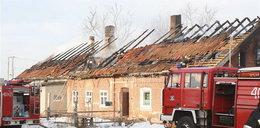 Butla z gazem zruinowała dom