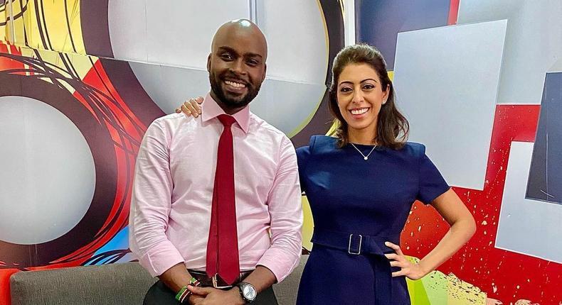 NTV's Mark Masai & Smriti Vidyarthi celebrating 13-year anniversary as a TV Duo