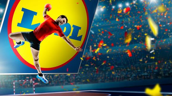 Kompanija Lidl - sponzor Svetskog prvenstva u rukometu