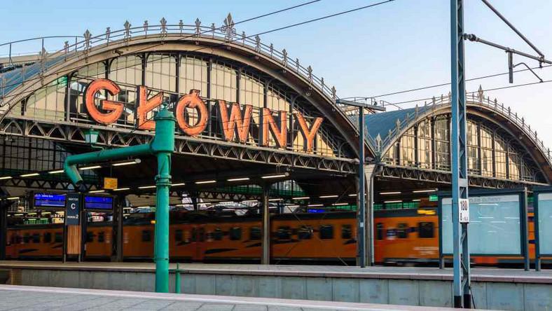 Dworzec Wrocław Główny fot. Andrea Niotta