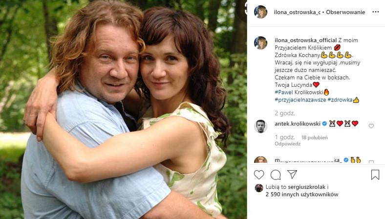 Ilona Ostrowska chwali się ciążowym brzuszkiem - Plejada.pl