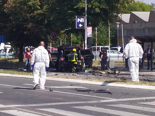 Bomba Novi Beograd