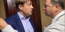 Bójka polityków na lotnisku. Poszło o Rosję i oskarżenia o zdradę