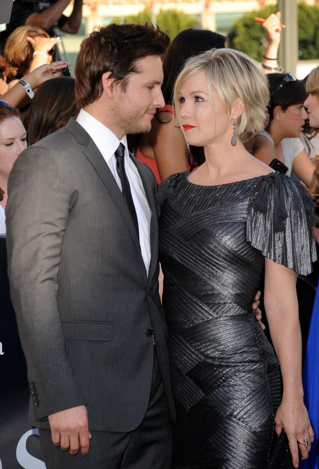 Peter Facinelli i Jennie Garth