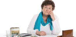 Szokujące dane! Coraz więcej emerytów nie dostaje nawet 1000 zł emerytury