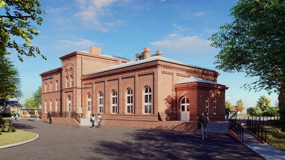 To już pewne, dworzec PKP w niewielkim Trzemesznie będzie wyremontowany
