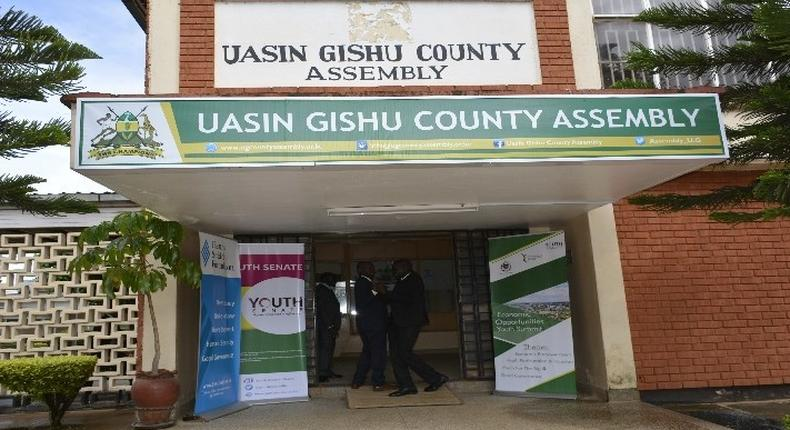 Uasin Gishu county assembly