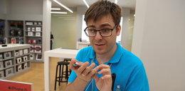 Niewidomy bije rekordy popularności wśród klientów