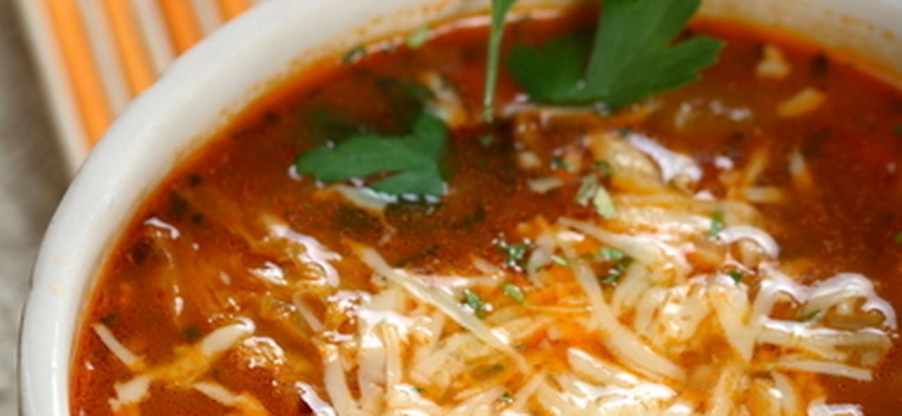 Potrawy Greckie Zupa