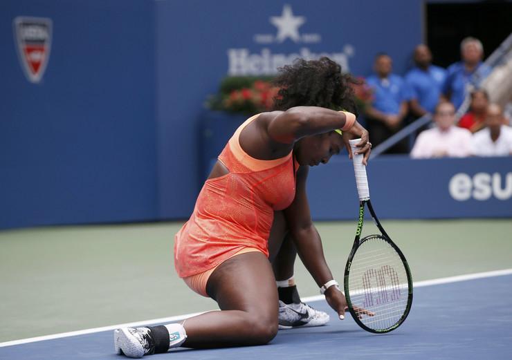 Serena Vilijams u polufinalu USOpena