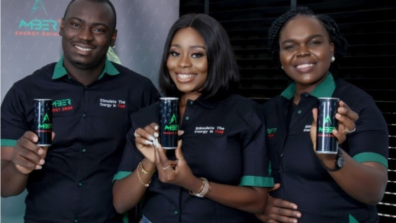Amber Energy drink excites Lagos commuters with free bus ride