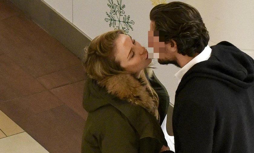 Natalia Klimas, partner, pocałunek, zakupy
