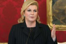 Kolinda ŠOKIRALA region: Albanci su naša BRAĆA PO ORUŽJU
