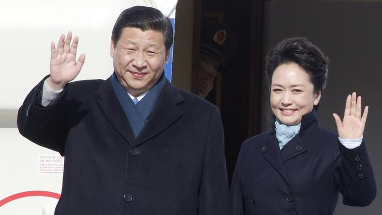 Pierwsza Dama Chin podbija serca internautów