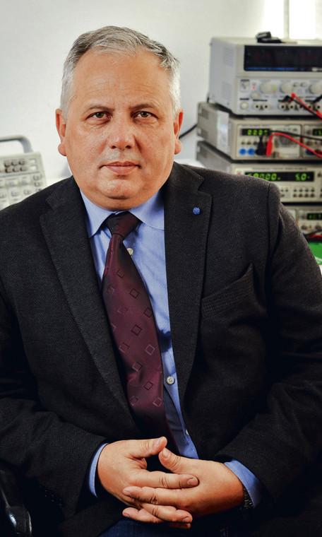 Dr inż. Marek Kryca z Instytutu Technik Innowacyjnych EMAG w Katowicach