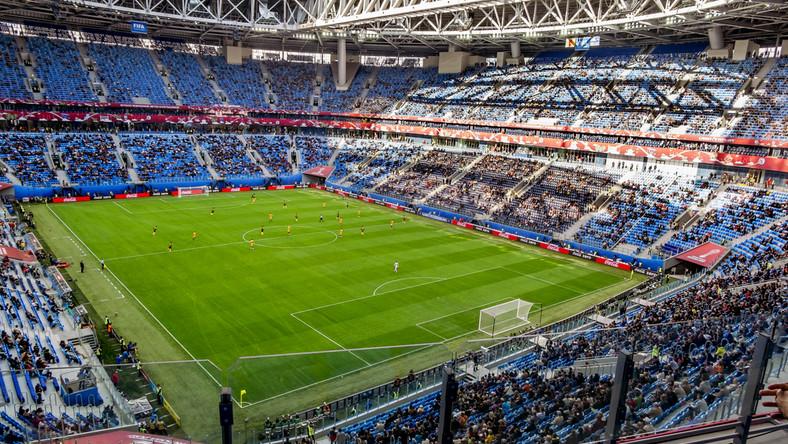 Stadion Zenitu Sankt Petersburg