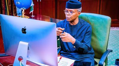 VP Osinbajo calls for tech-driven legal system