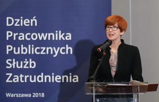 Rafalska: Nie ma odwrotu od e-zwolnień - zaczną obowiązywać od 1 lipca 2018 r.