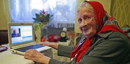 Ta babcia ma 102 lata i szaleje na Skypie!