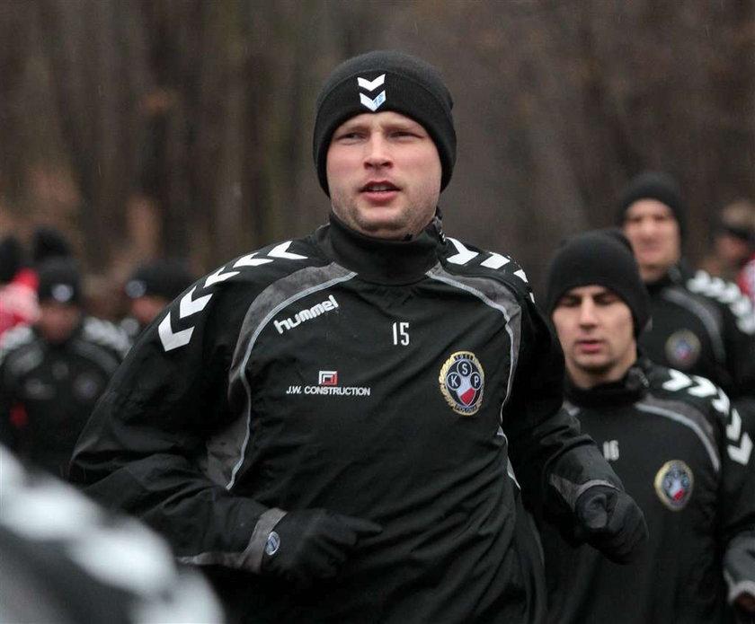 Polonia rozwiązała kontrakt z Grzegorzem Boninem