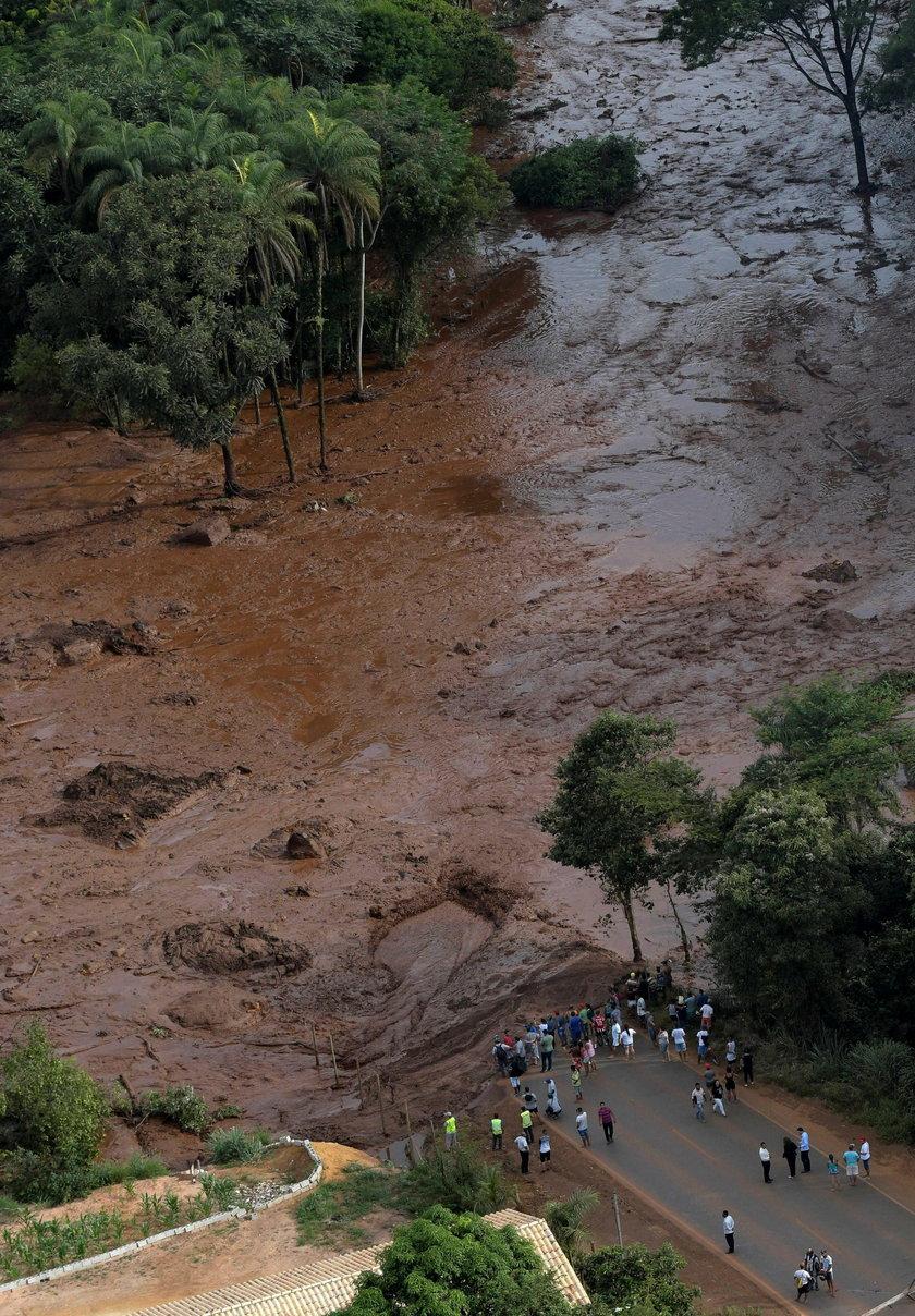 Zawaliła się tama w Brazylii. Są ofiary śmiertelne