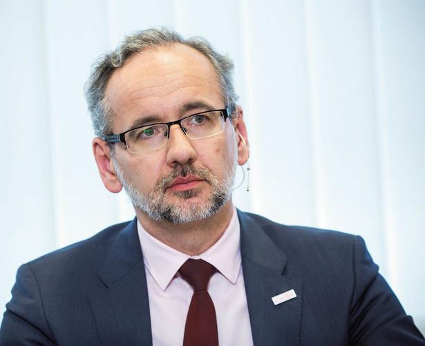 Adam Niedzielski, prezes Narodowego Funduszu Zdrowia fot. Wojtek Górski