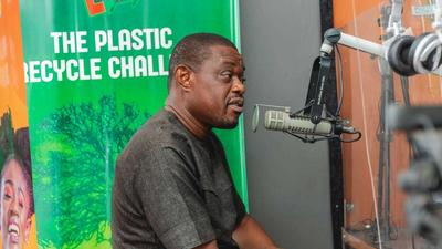 'I identified my talent for the creative arts in primary school' - Ekow Blankson