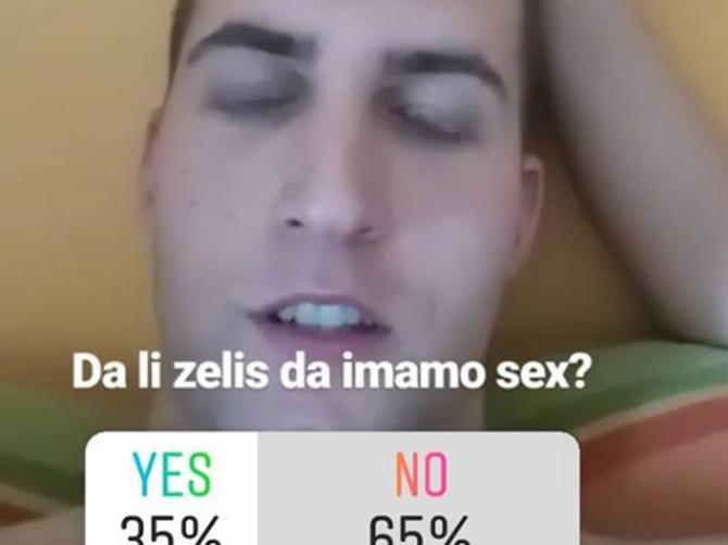 Evo kako momci u Srbiji zovu žene na seks