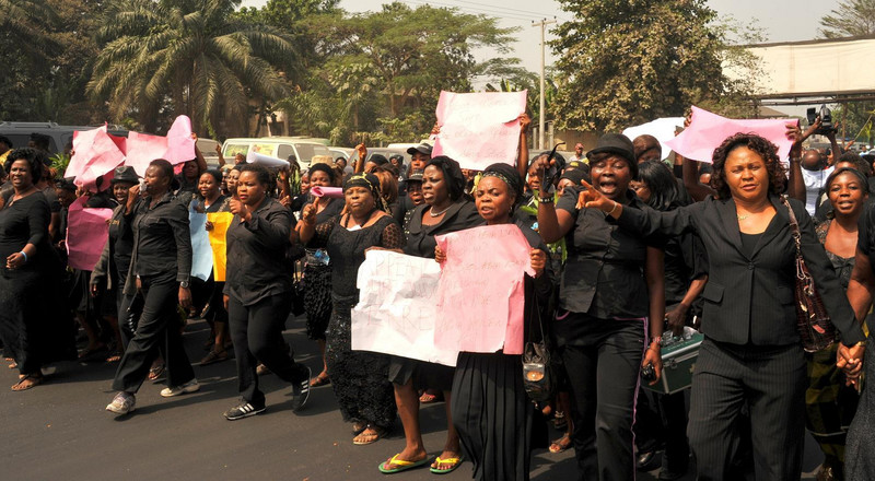 Nigeria ranks as one of the most dangerous countries in the world for women