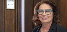 Małgorzata Kidawa-Błońska ma okulary na każdą okazję