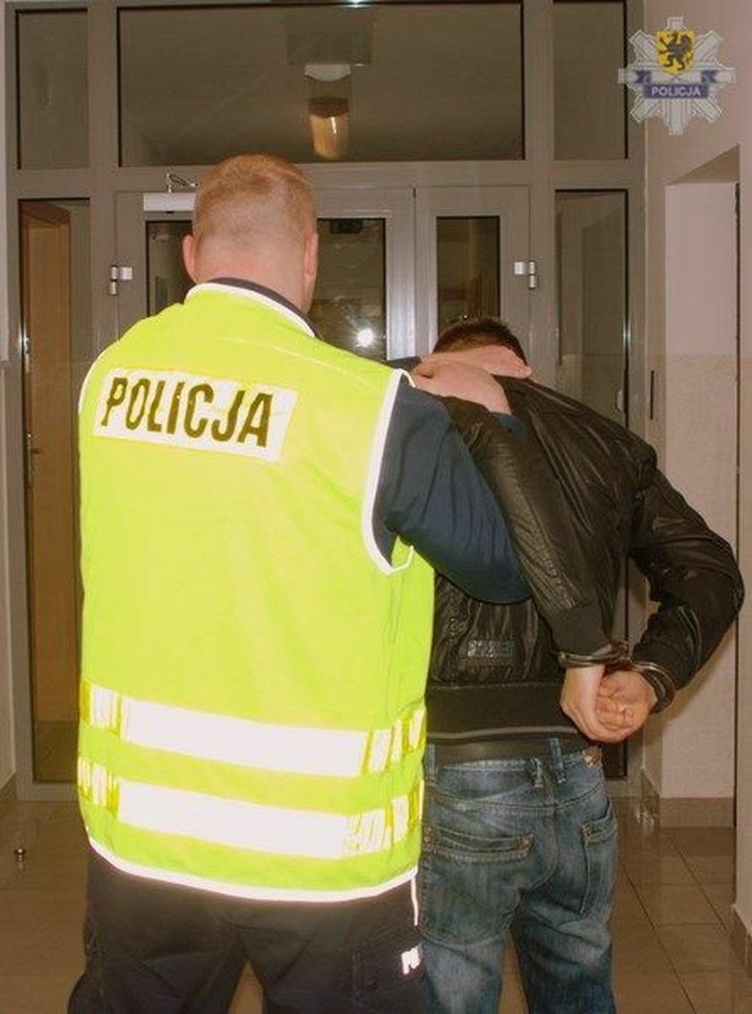 26-latek z Kartuz zatrzymany za kradzież