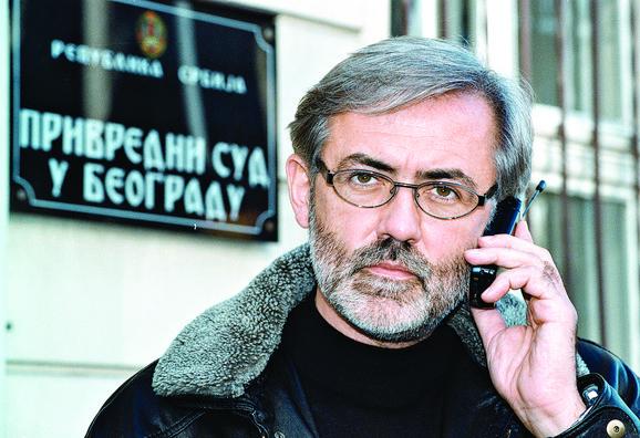 Posle svih kazni, pa i kazne zatvora, Slavko je rekao: