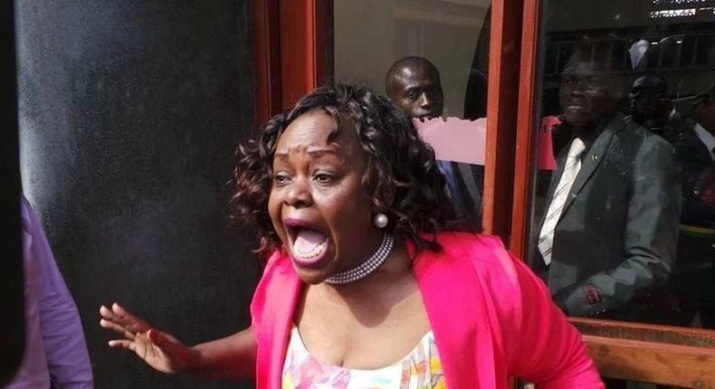 Suba North lawmaker Millie Odhiambo