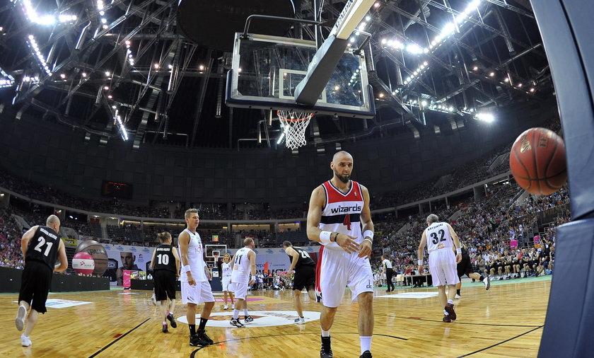 Mecz Gortat Team Wojsko Polskie