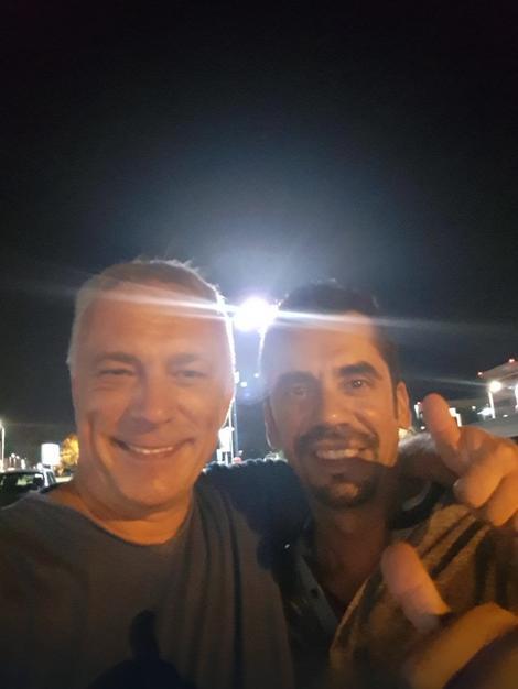 Potežice prave žurku za prijatelje u Guči