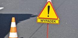 Tragedia pod Olsztynem. Quad uderzył w drzewo
